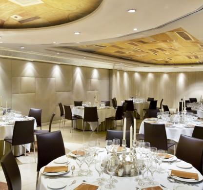 Vedruna + Claris + Restaurant