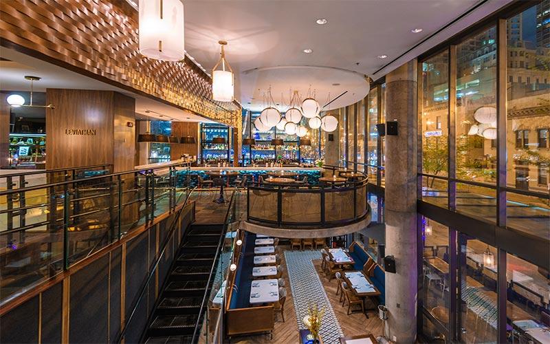 Leviathan Lobby bar
