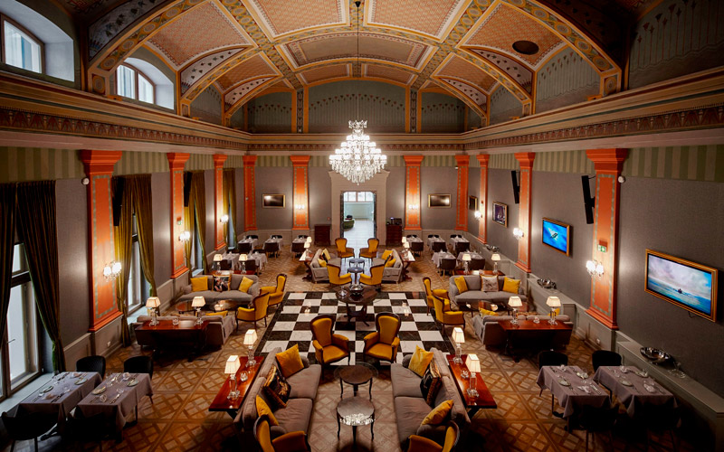 The Great Hall Restaurant & Lounge